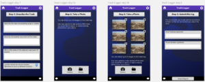 Water Watcher Phone App