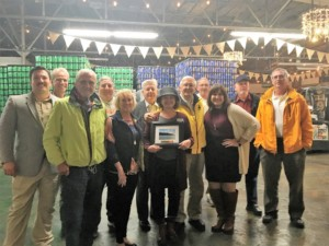 Volunteers Recognized at Thanks-for-Giving Celebration
