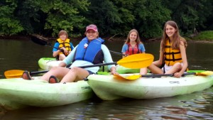 CANCELLED June 13: Paddle at Landsford Canal State Park