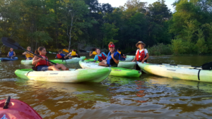 June 27: Paddle at Landsford Canal State Park