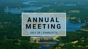 Annual Meeting – July 28 in Charlotte