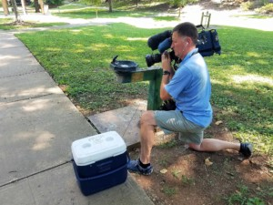 Catawba Riverkeeper Tests Park Fountains for Lead