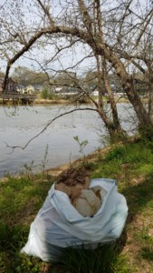 Spring Riversweeps: A Job Well Done!